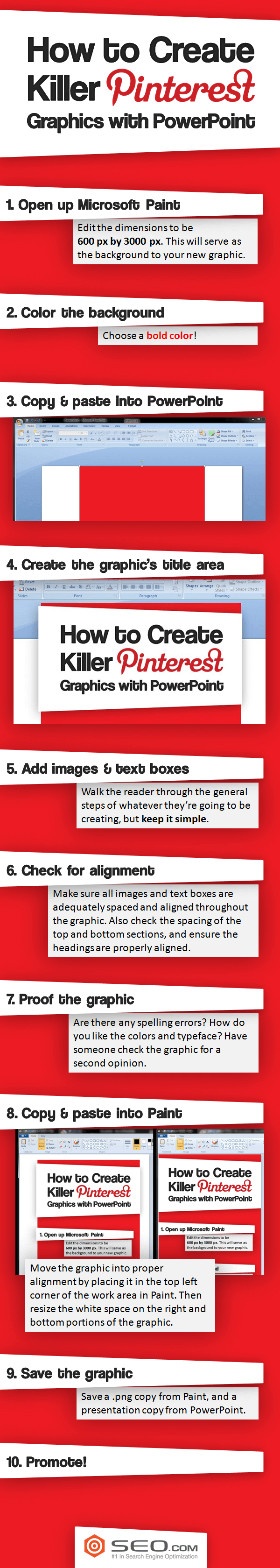 KILLER PINTEREST GRAPHICS WITH POWERPOINT